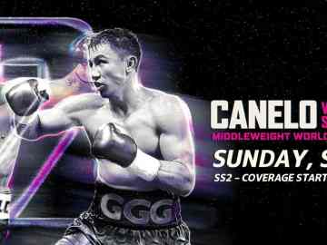 Golovkin vs Canelo, Boxing
