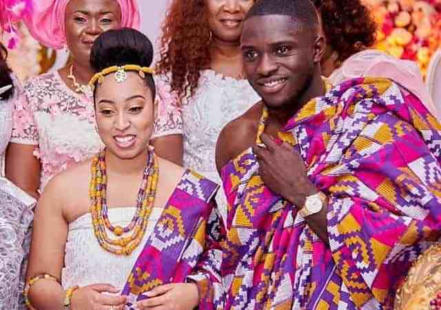 Ghanaian Phillip Frimpon marries Pastor Chris's Daughter Sharon Oyakilome