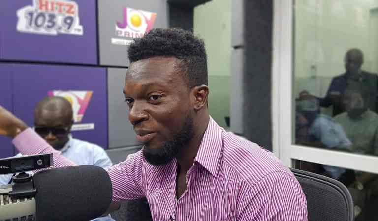 Artistes should try releasing acapella albums and let's see – Kobby Spiky challenges Gh artist