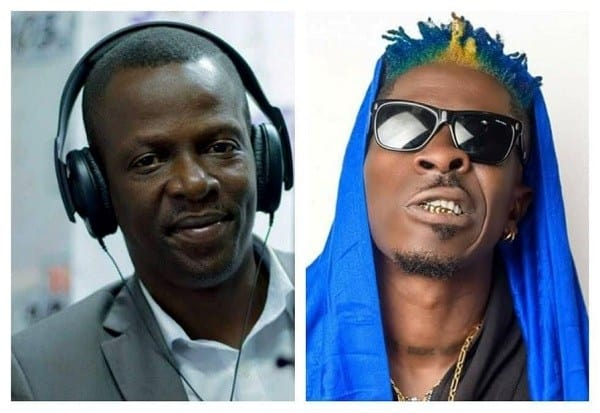 Prince Tsegah and Shatta Wale