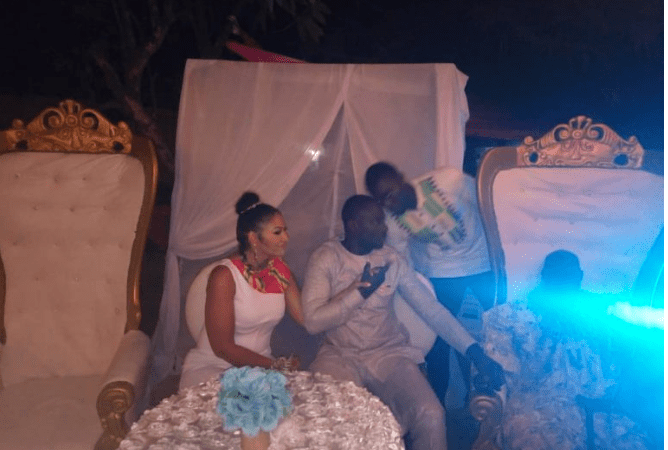 SEE PHOTOS – Chris Attoh Fails To 'Support His Own'; Marries A Foreigner For The Second Time