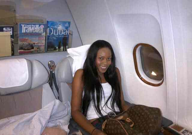 Video: Yvonne Nelson involved in flight accident in New York
