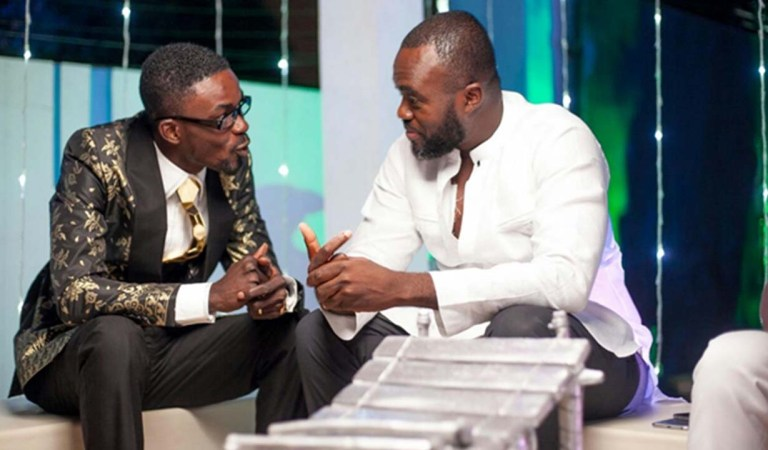 Fred Nuamah speaks about Ghana Movie Awards still with Zylofon Media