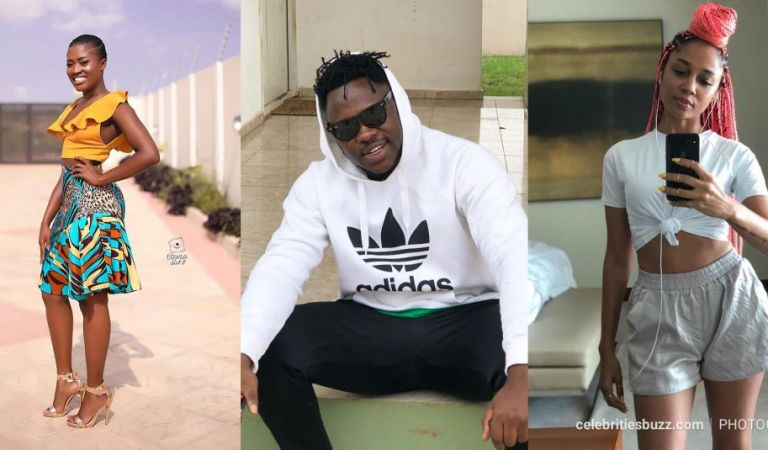 Medikal threatens back; saying he will pull up on anyone who jokes with Fella Makafui and others
