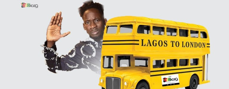 Lagos to London, Life is Eazi, Mr Eazi's, Eazi