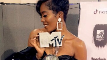 Tiwa Savage, Tiwa, Savage, MTV, MTV Europe Music Awards
