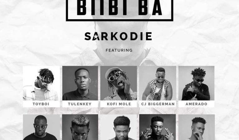 Download: Sarkodie – Biibi Ba ft FreQuency, Lyrical Joe, Tulenkey, Kofi Mole, Toy Boi, Yeyo, Amerado, 2 Fyngers, OBKAY & CJ Biggerman