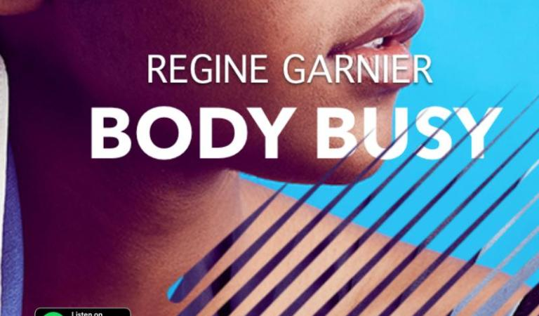 Regine Garnier tops her number 1 USA radio single with new release