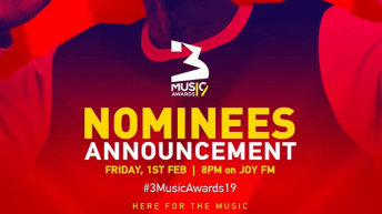 #3MusicAwards19, nominees
