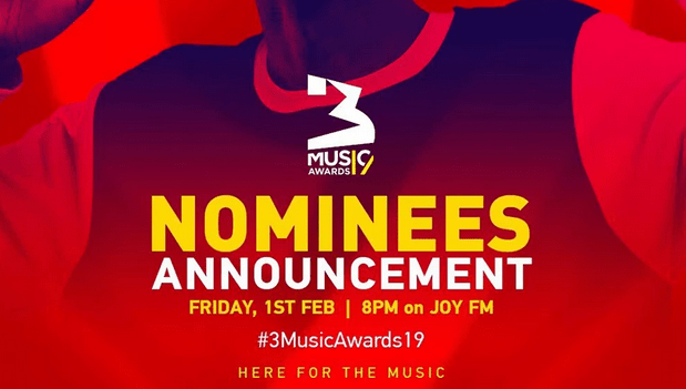#3MusicAwards19 announces ful list of nominees