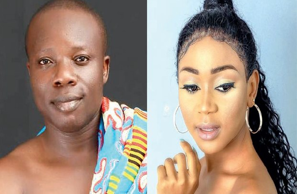"""Akuapem Poloo has taken me far"" – Rosemond Brown replies Akuapem Chief Nana Yirenkyi"