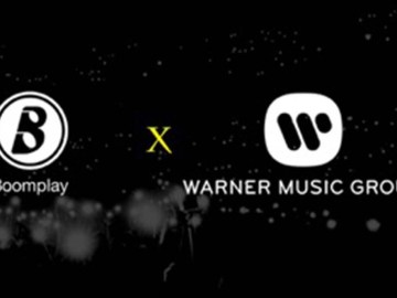 Boomplay, Warner Music