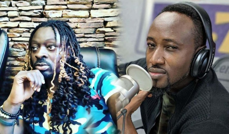"""You want to use PRAYE to stage your own verson of ""COME BACK"" to impress your superiors"" – Praye Tintin punch George Quaye"