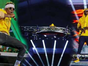 Shatta Wale, 2019 3 Music Awards, 3 Music Awards