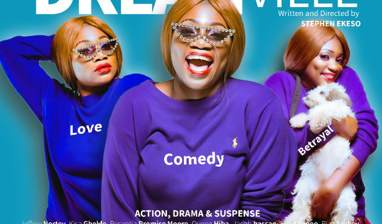 """Watch: New Tv series """"Dream Ville"""" about to hit your screens"""