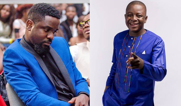"""""""Relationship and communication matter a lot in showbiz"""" – Blogger David Mawuli ink a note to Sarkodie"""