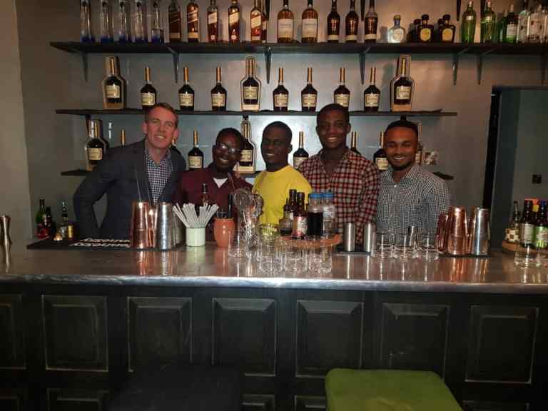 Hennessy to play a role in Cocktail making for Bartenders in