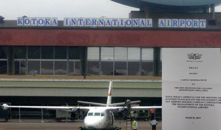 Kotoka International Airport to be managed by a Turkish firm