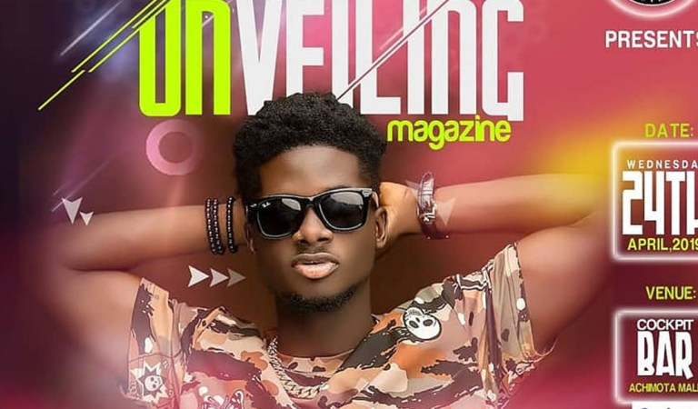 Event Guide Magazine: Kuami Eugene to be unveiled this wednesday for April edition
