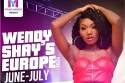 European Tour, Wendy Shay