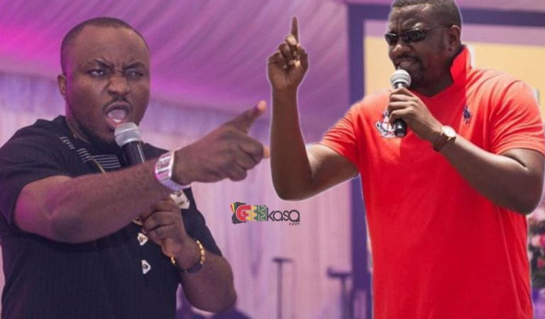 John Dumelo and DKB ask University of Ghana to handle insecurity