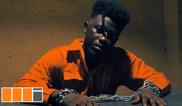 Don't judge me by appearance as Kwesi Slay drops music video
