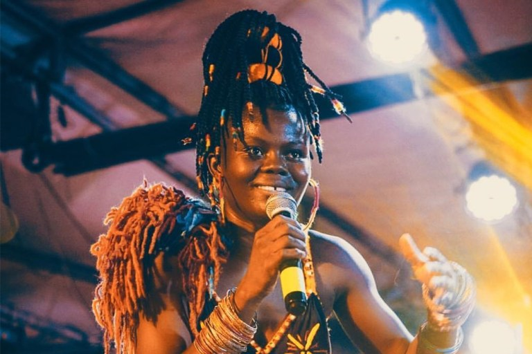 Wiyaala, Cambridge University