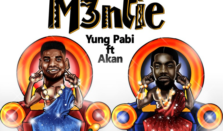 Listen: Yung Pabi teams up with rapper Akan on 'M3ntie'