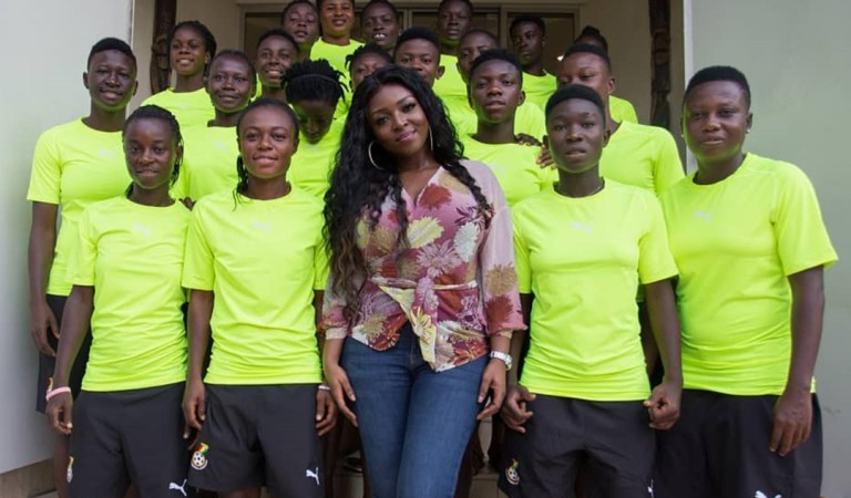 Watch: Yvonne Okoro promise Black Queens $10,000