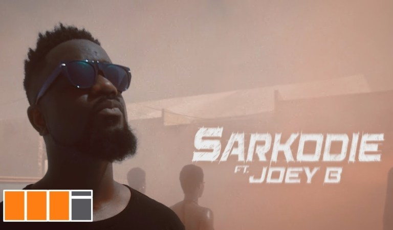Watch: Sarkodie – Legend ft. Joey B on the #ALPHA tape