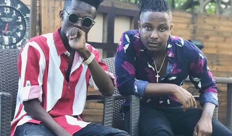 Watch: Strongman release love song with KelvynBoy after Medikal diss