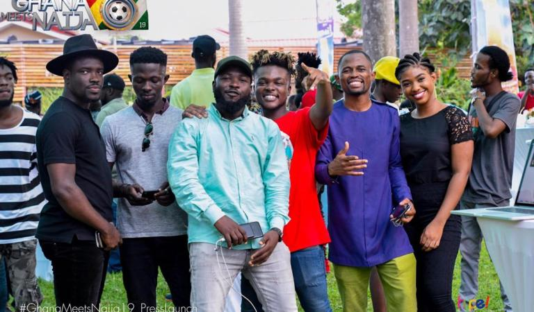 Great photography by Hype Lens at the 2019 Ghana Meets Naija