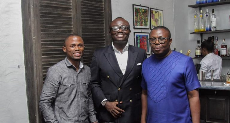 Bola Ray, Revealed With Bola Ray