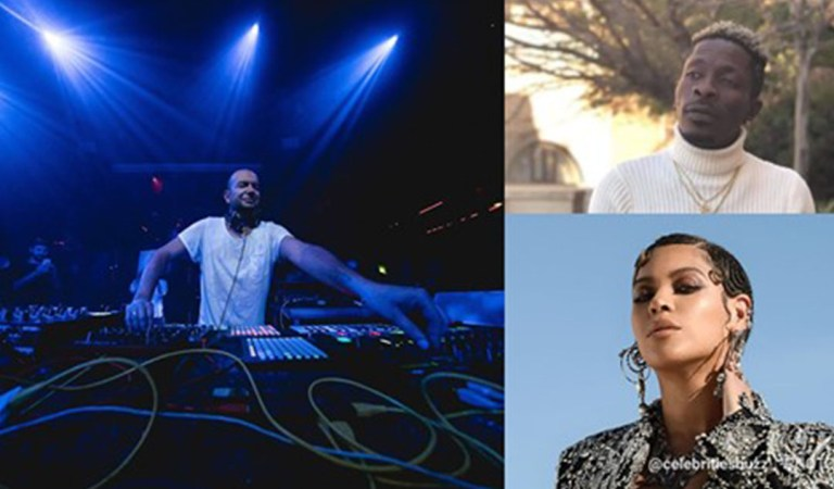Global DJs endorse Shatta Wale's song with Beyonce
