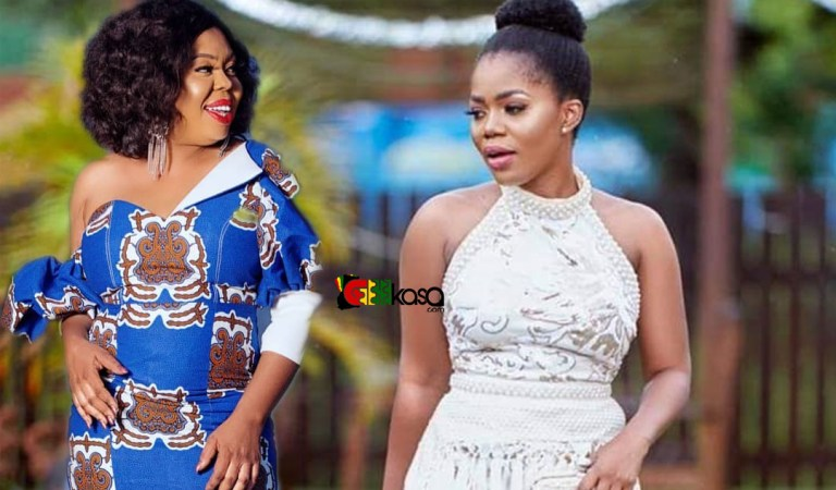 Calm down and let people see the other side they don't know about you – Mzbel advises Afia Schwar