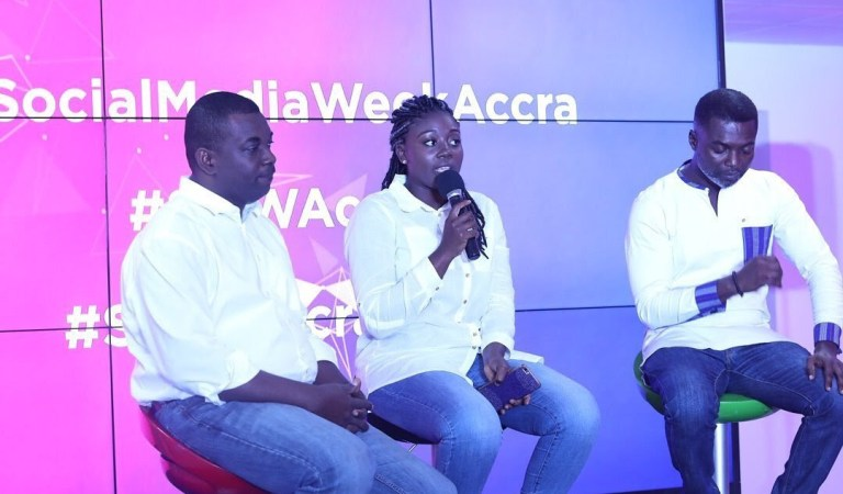 Social Media Week launched in  Accra with interesting activities