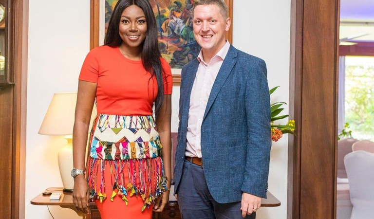 Yvonne Nelson opens up on her political ambition