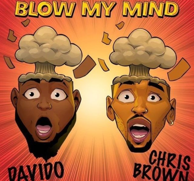 Davido, Chris Brown, Blow My Mind