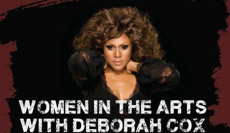Grammy Nominee Deborah Cox leads Women in Arts Panel Session in Accra