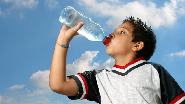 Science based benefits obtained by drinking pure water
