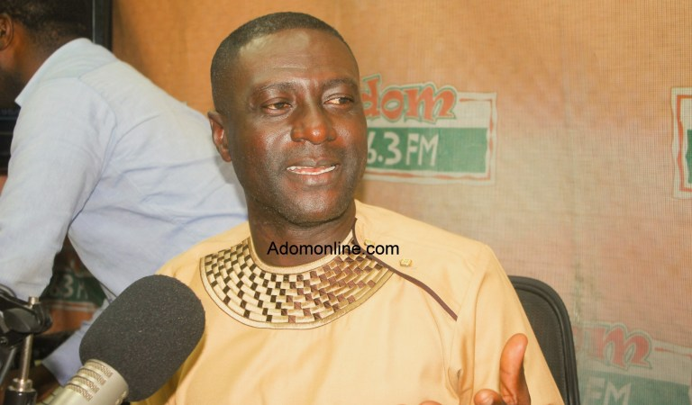 Just In: Captain Smart resigns from Adom FM