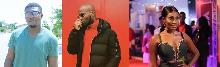 Kofighozt, King Promise & Wendy Shay nominated for starqt Awards '19 in South Africa