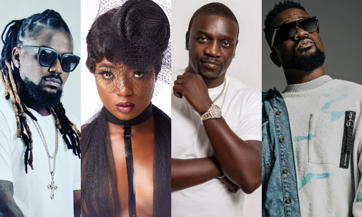Akon, Sarkodie, Efya, Samini and more for Africa Conference for Collaborations, Exchange and Showcases (ACCES) 2019