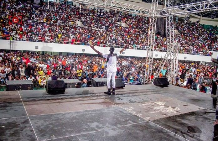 Fancy Gadam fills up Tamale Sports stadium again