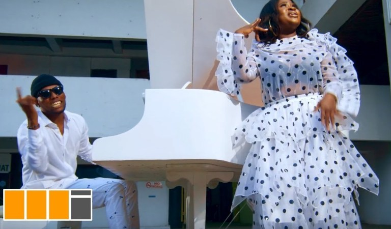 """Watch: Sista Afia release """"Paper"""" featuring Victor AD"""