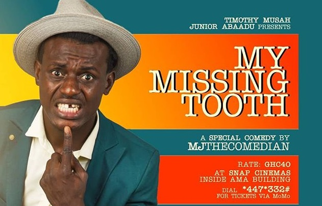 MJ The Comedian, My Missing Tooth, Snap Cinema