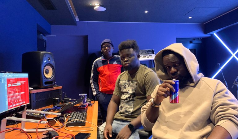 Is it a deal? Sarkodie and Redbull Energy Drink