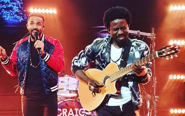 Watch: Kwame Yeboah Performs For Queen Elizabeth II With Craig David