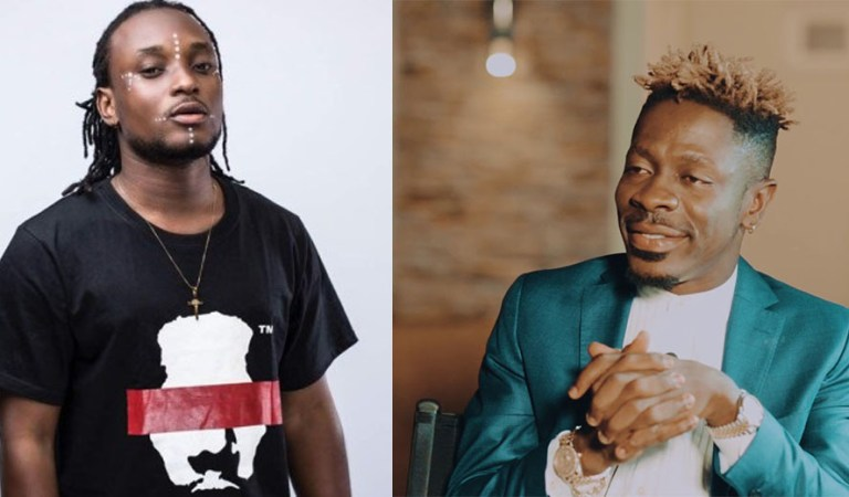 You are shallow if you don't get my point – Epixode spits back  at Shatta Wale