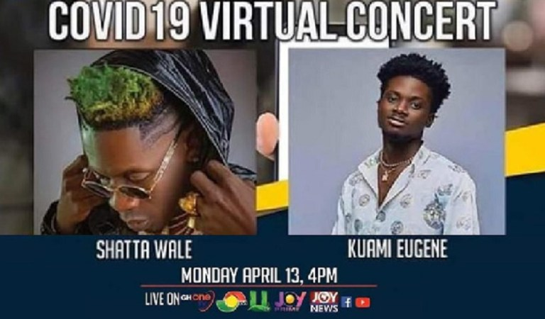Watch Live: Shatta Wale, Kuami Eugene And Others Perform Live